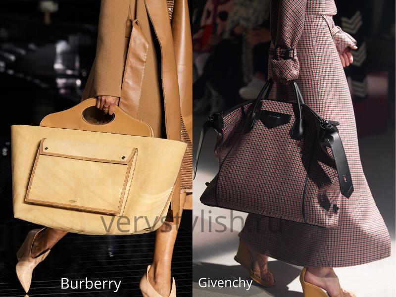 Модные сумки осень-зима 2020/21 фото №4