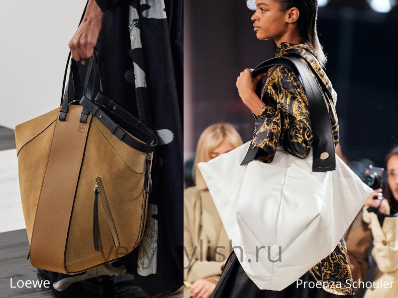 Модные сумки осень-зима 2020/21 фото №5