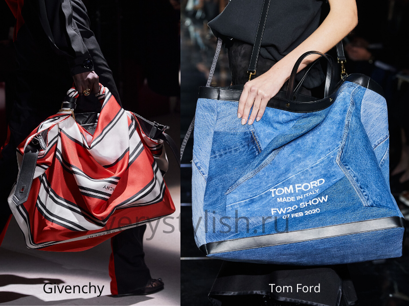 Модные сумки осень-зима 2020/21 фото №6