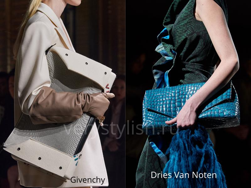 Модные сумки осень-зима 2020/21 фото №48