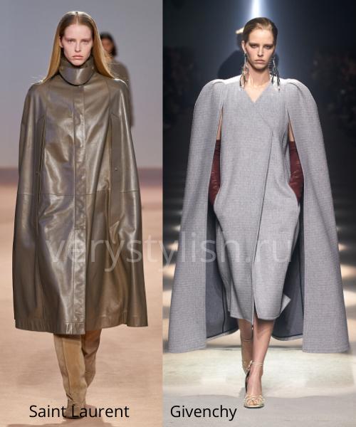 модные пальто осень-зима 2020/21 фото №47