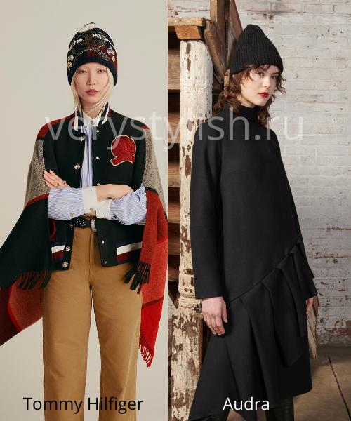 Модные головные уборы осень-зима 2020/21 фото №19