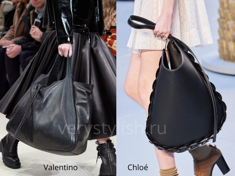 Модные сумки осень-зима 2020/21 фото №7