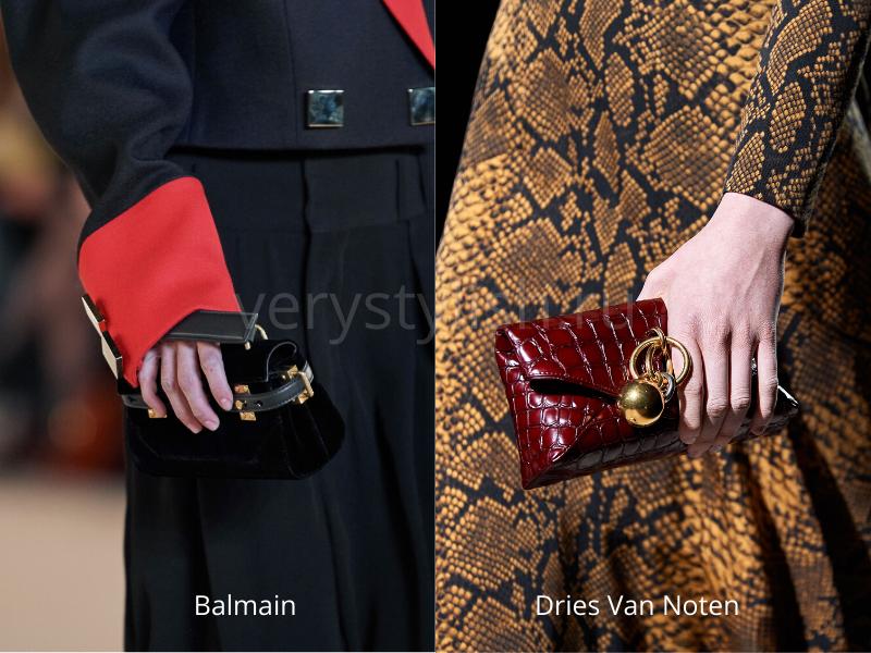 Модные сумки осень-зима 2020/21 фото №49