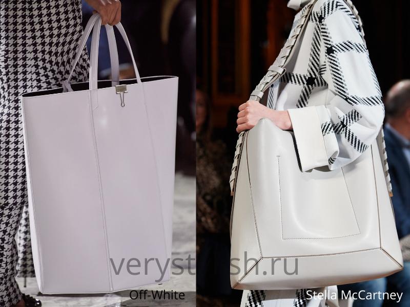 Модные сумки осень-зима 2020/21 фото №8
