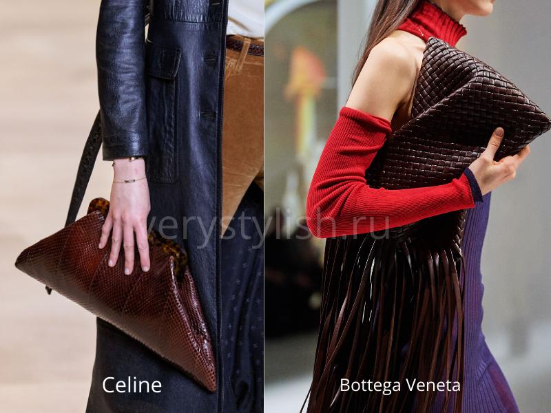 Модные сумки осень-зима 2020/21 фото №50