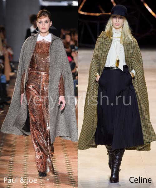 модные пальто осень-зима 2020/21 фото №49