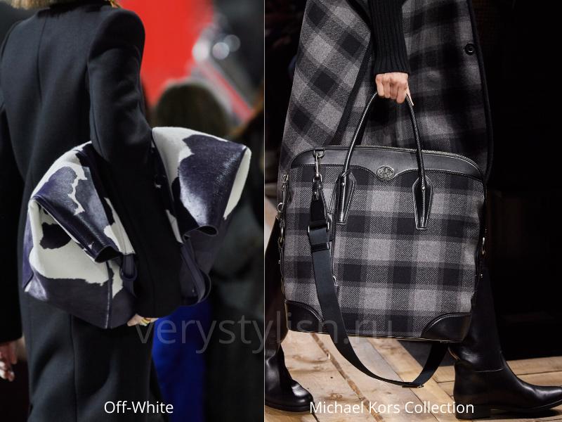 Модные сумки осень-зима 2020/21 фото №9