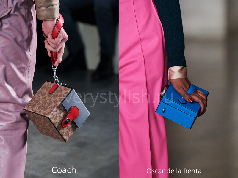 Модные сумки осень-зима 2020/21 фото №30