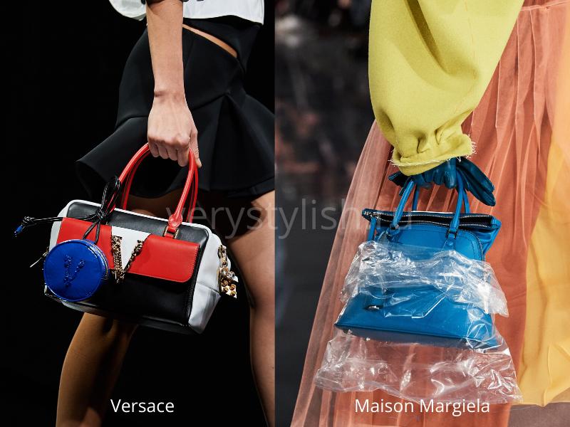Модные сумки осень-зима 2020/21 фото №61
