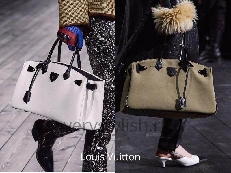Сумки Louis Vuitton осень-зима 2020/21 фото 6
