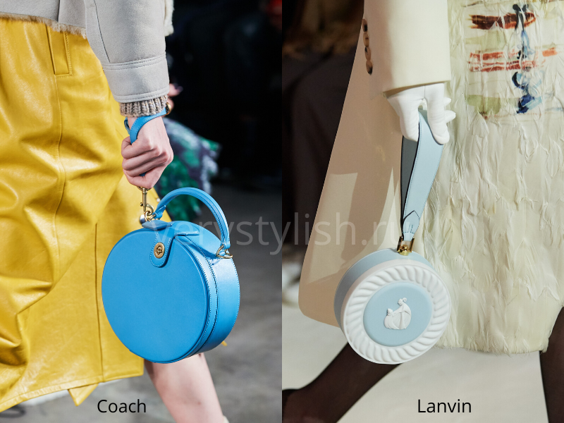 Модные сумки осень-зима 2020/21 фото №32