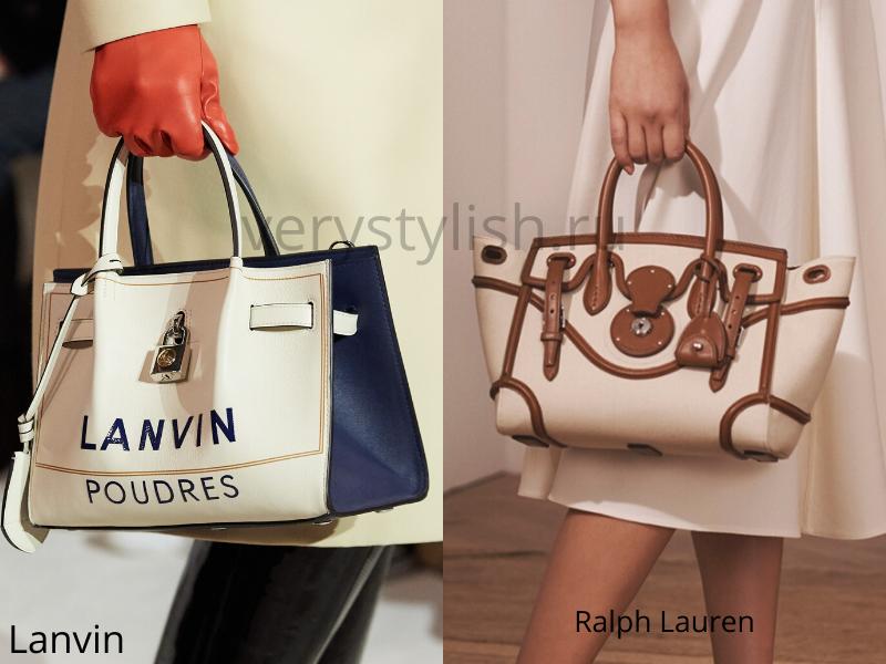 Модные сумки осень-зима 2020/21 фото №57