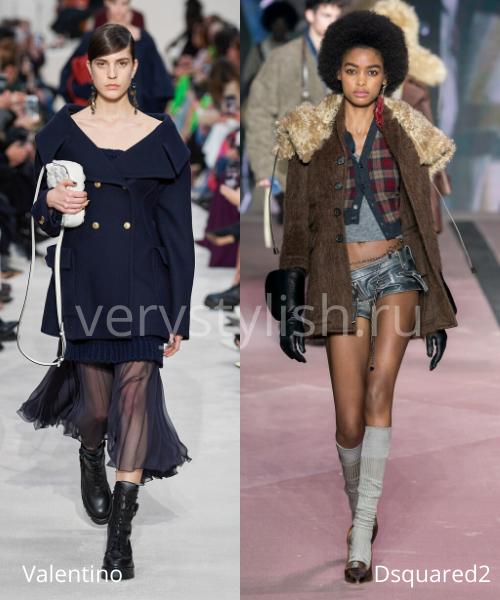 модные пальто осень-зима 2020/21 фото №21
