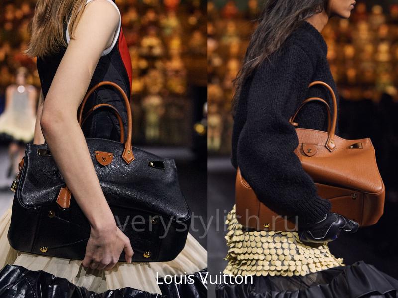 Сумки Louis Vuitton осень-зима 2020/21 фото 5