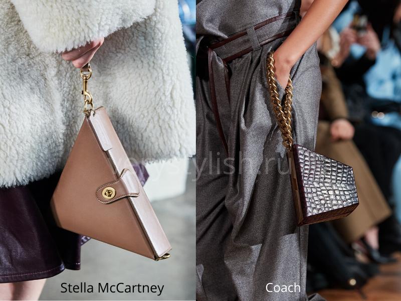 Модные сумки осень-зима 2020/21 фото №33