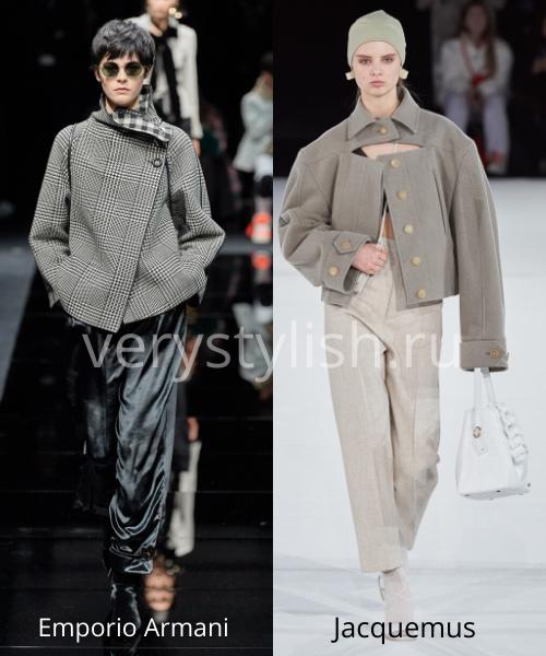 модные пальто осень-зима 2020/21 фото №22