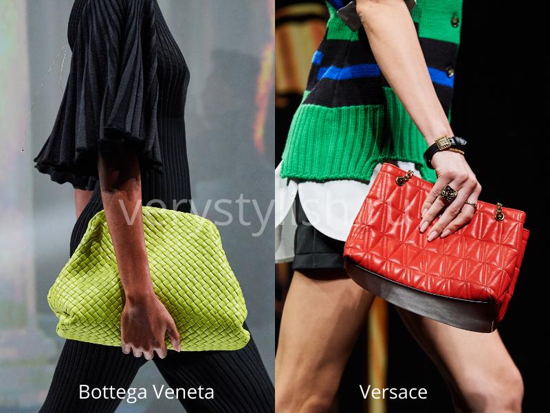 Модные сумки осень-зима 2020/21 фото №40
