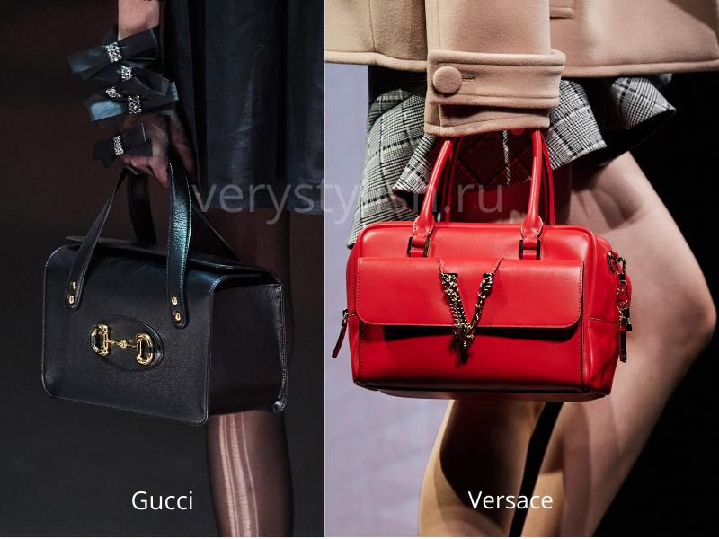 Модные сумки осень-зима 2020/21 фото №59