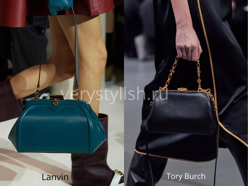 Модные сумки осень-зима 2020/21 фото №36