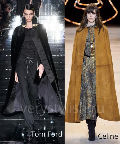 модные пальто осень-зима 2020/21 фото №50