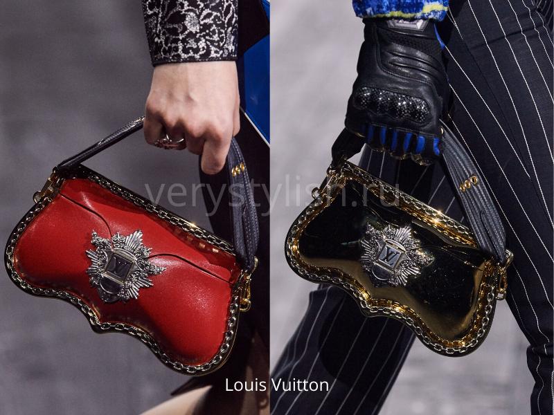Сумки Louis Vuitton осень-зима 2020/21 фото 2