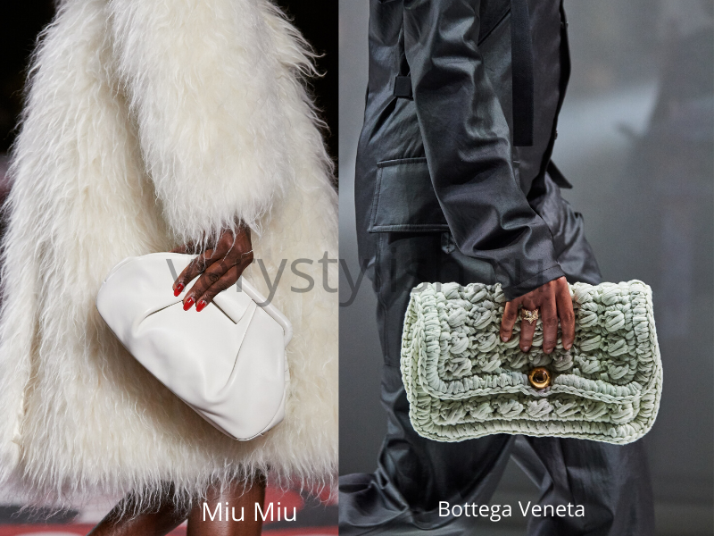 Модные сумки осень-зима 2020/21 фото №41