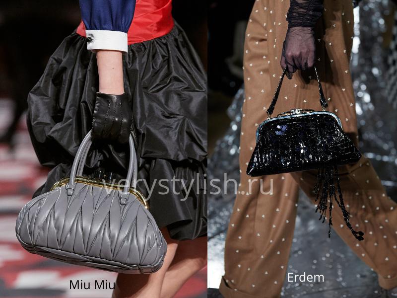 Модные сумки осень-зима 2020/21 фото №37