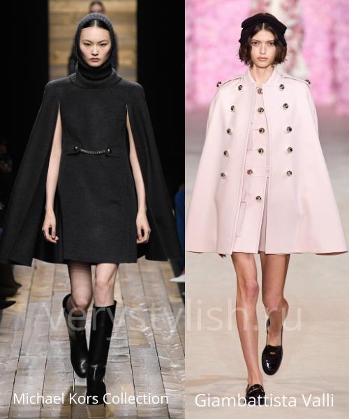 модные пальто осень-зима 2020/21 фото №51