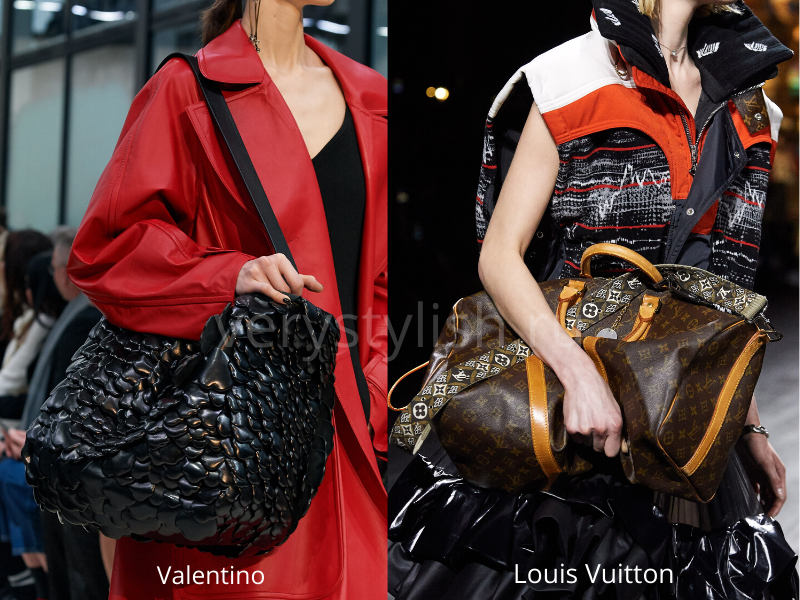 Модные сумки осень-зима 2020/21 фото №1