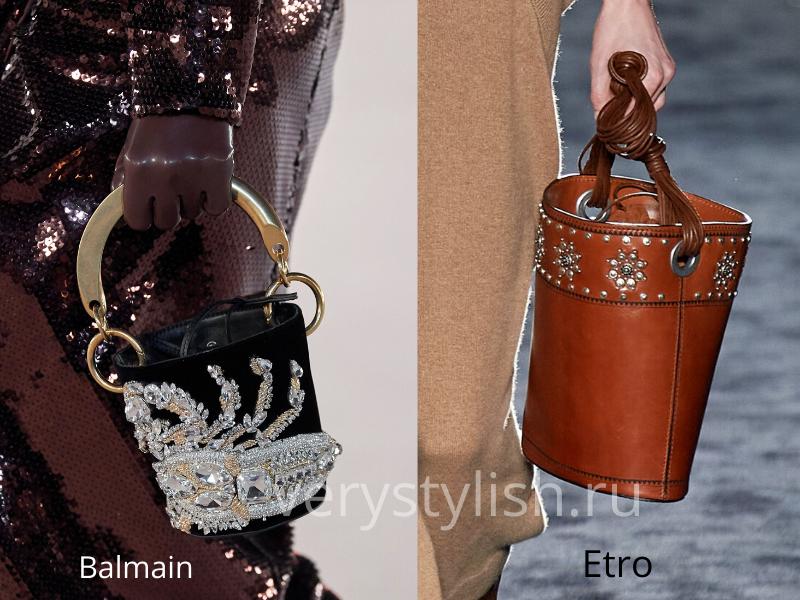Модные сумки осень-зима 2020/21 фото №53