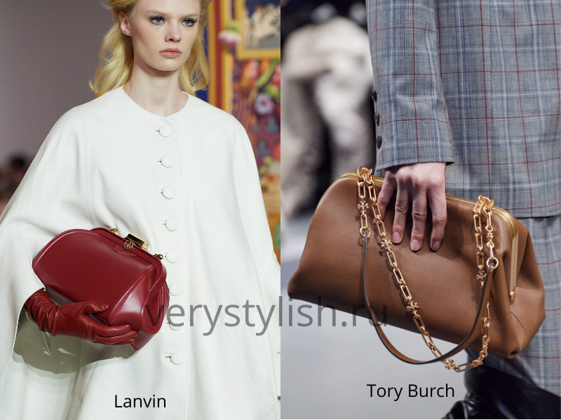 Модные сумки осень-зима 2020/21 фото №38