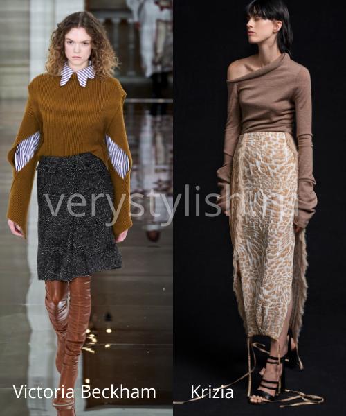 Модные свитеры осень-зима 2020/21 фото №53