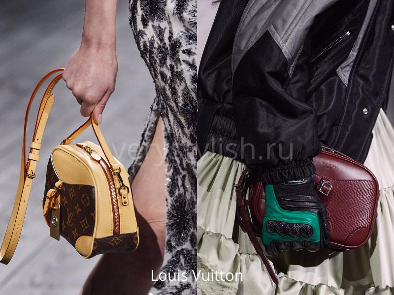 Сумки Louis Vuitton осень-зима 2020/21 фото 7