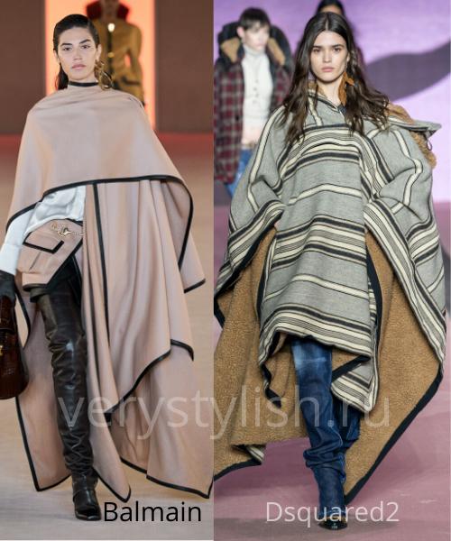 модные пальто осень-зима 2020/21 фото №52