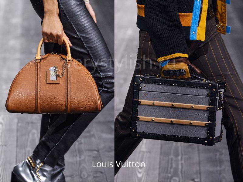 Сумки Louis Vuitton осень-зима 2020/21 фото 8