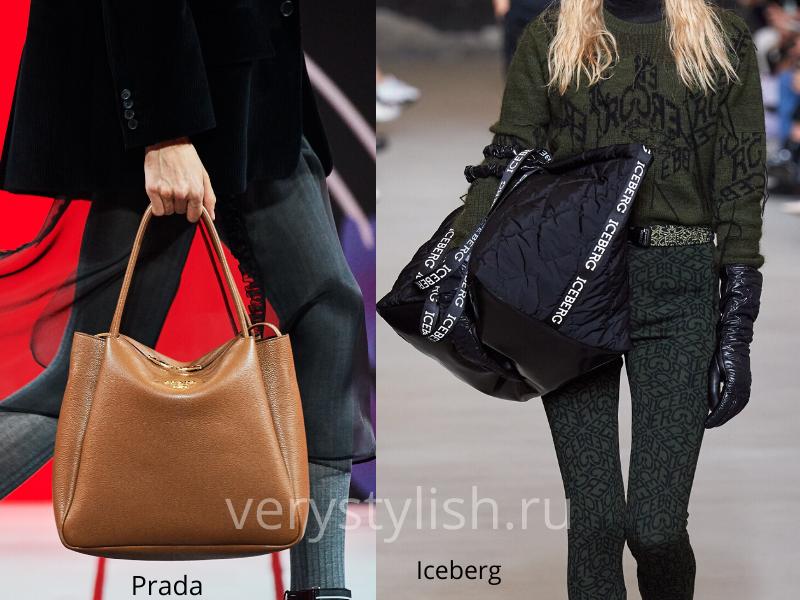 Модные сумки осень-зима 2020/21 фото №62