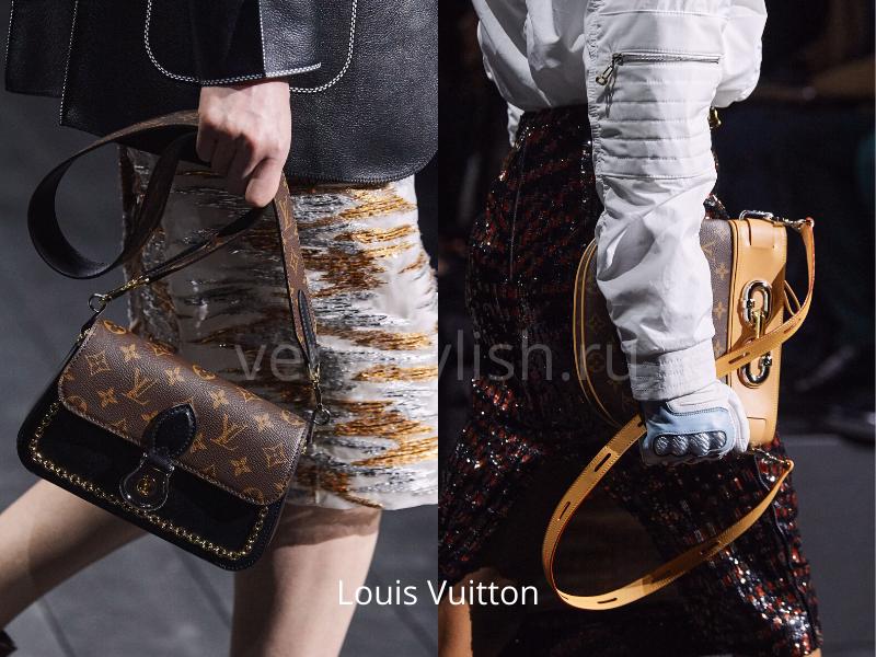 Сумки Louis Vuitton осень-зима 2020/21 фото 4
