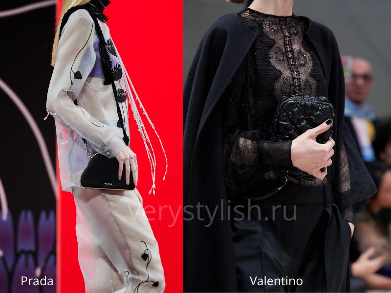 Модные сумки осень-зима 2020/21 фото №19