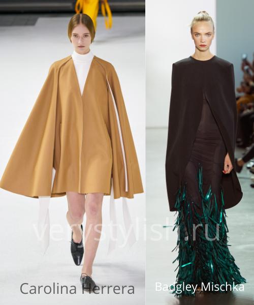 модные пальто осень-зима 2020/21 фото №54