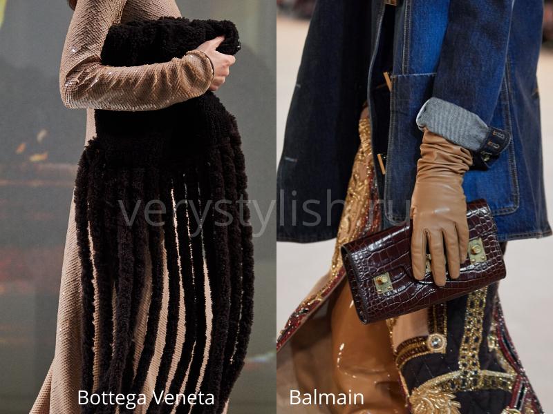 Модные сумки осень-зима 2020/21 фото №47