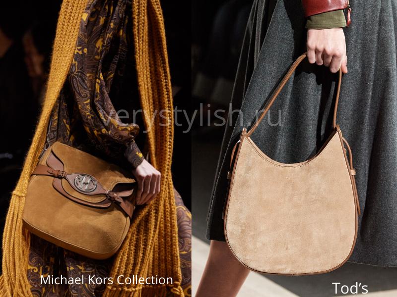 Модные сумки осень-зима 2020/21 фото №85