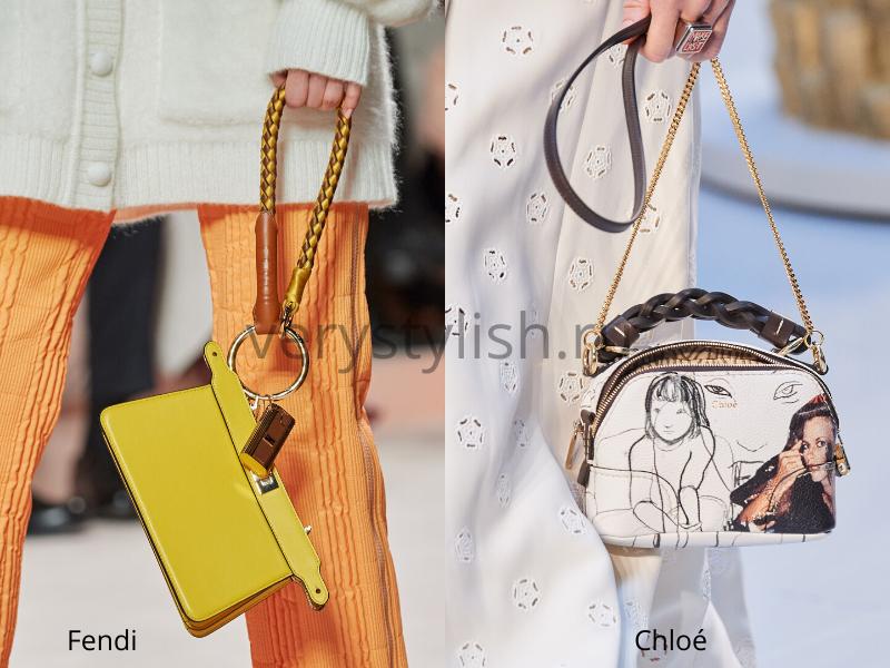 Модные сумки осень-зима 2020/21 фото №21