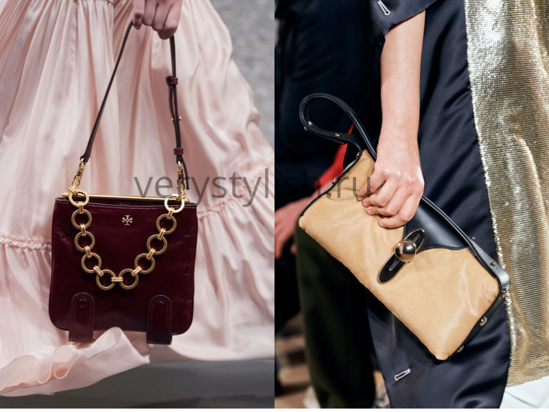 Модные сумки осень-зима 2020/21 фото №115
