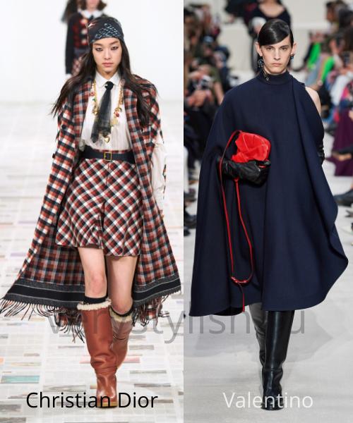 модные пальто осень-зима 2020/21 фото №56