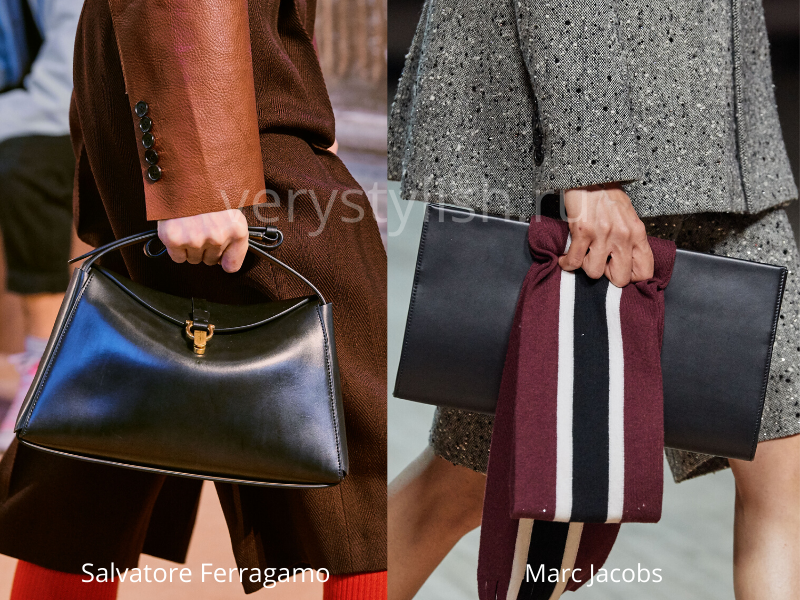 Модные сумки осень-зима 2020/21 фото №79