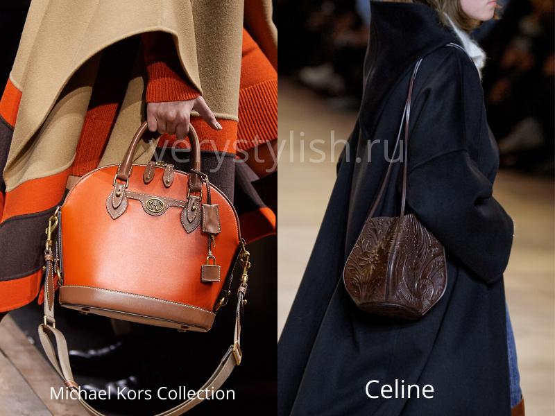 Модные сумки осень-зима 2020/21 фото №77