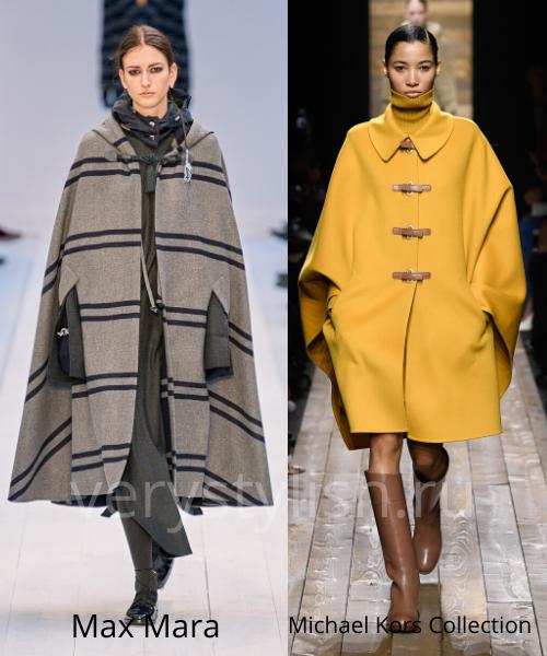 модные пальто осень-зима 2020/21 фото №57