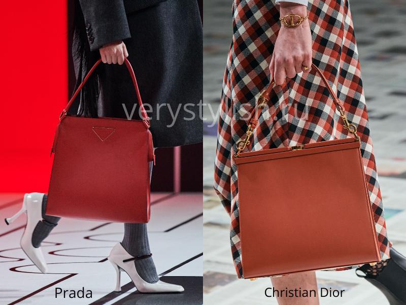 Модные сумки осень-зима 2020/21 фото №80