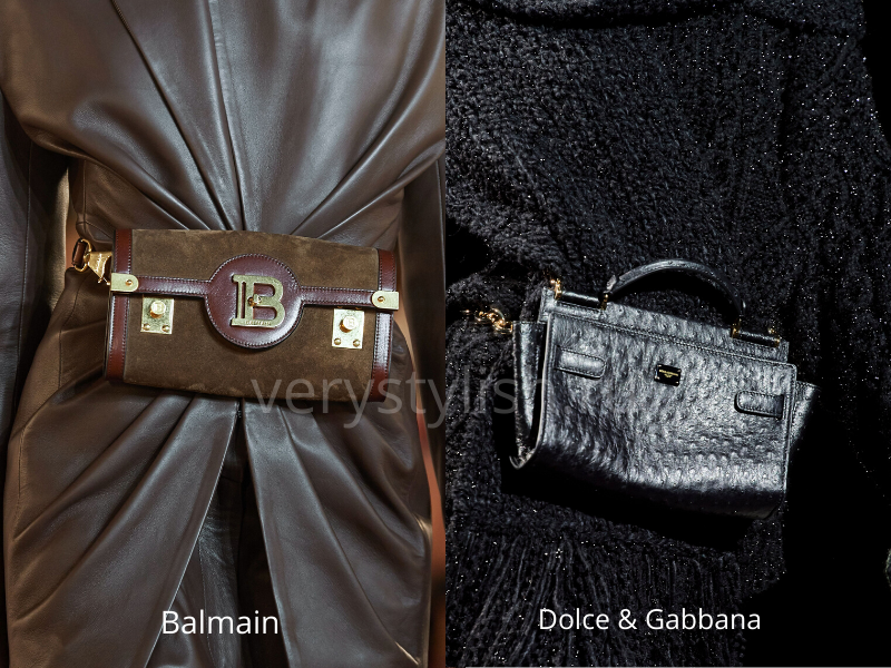 Модные сумки осень-зима 2020/21 фото №64